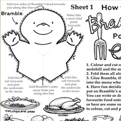 Bramble Activity Sheet 1