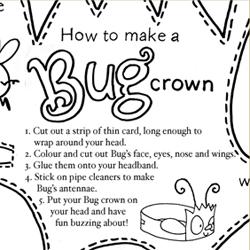 Bug Crown