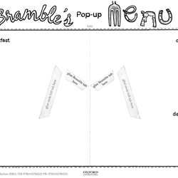 Bramble Activity Sheet 2