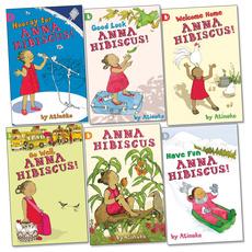 Anna hibiscus books
