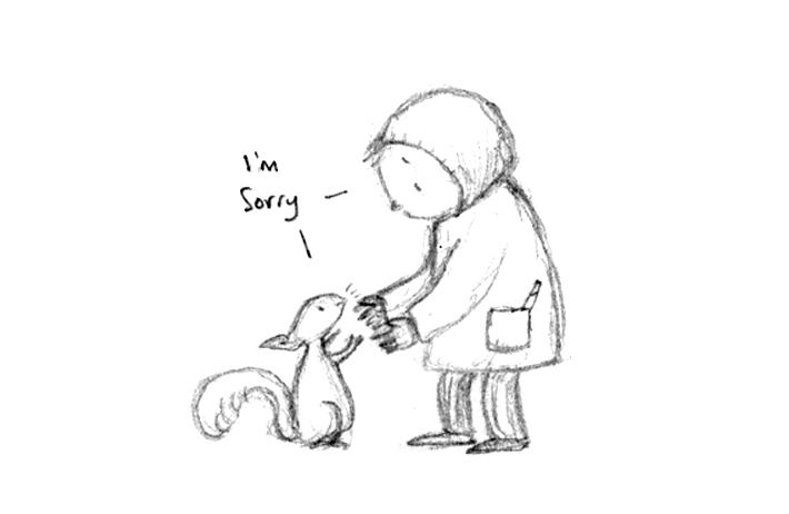 Squirrel blog post 6