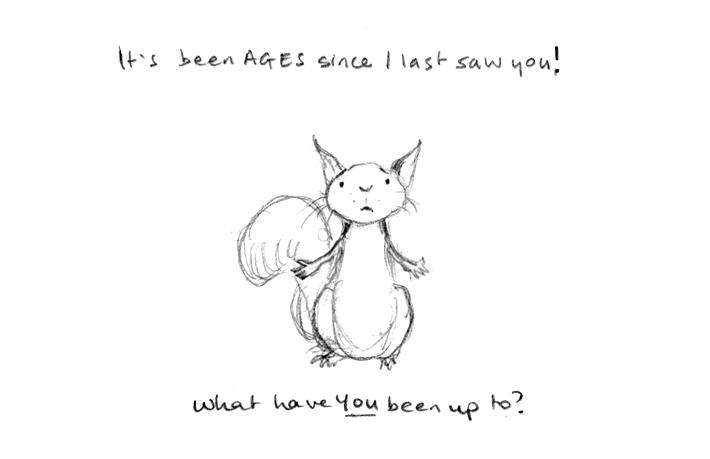 Squirrel blog post 3