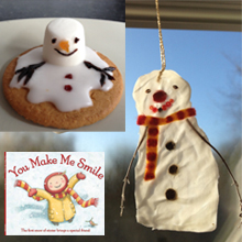 Make a Snowman for All Seasons