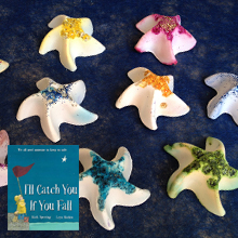 Make a Star and play the Safe Sea Voyage game