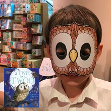 Make, Colour, Match, Draw and Sing like an Owl